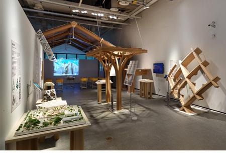 胜利号模型_坂茂建筑展——建筑设计与救灾项目的共存